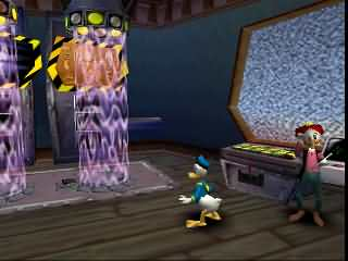 Disney's Donald Duck - Goin' Quackers (U) [!]