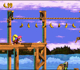 Donkey Kong Country 3 - Dixie Kong's Double Trouble (U) [!]