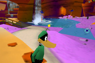Duck Dodgers Starring Daffy Duck (U) [!]