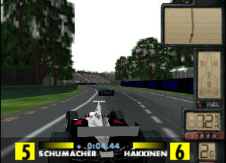 F-1 World Grand Prix II (E) (M4) [!]