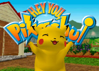 Hey You, Pikachu! (U) [!]