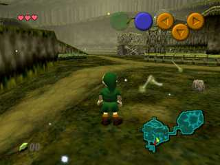 Legend of Zelda, The - Ocarina of Time (U) [!]