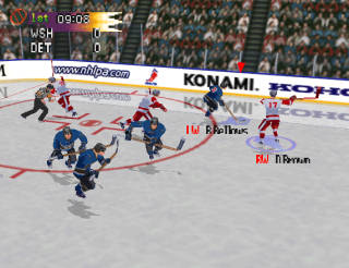 NHL Blades of Steel '99 (U) [!]