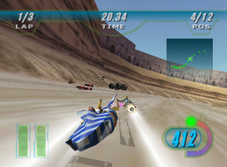 Star Wars Episode I - Racer (U) [!]
